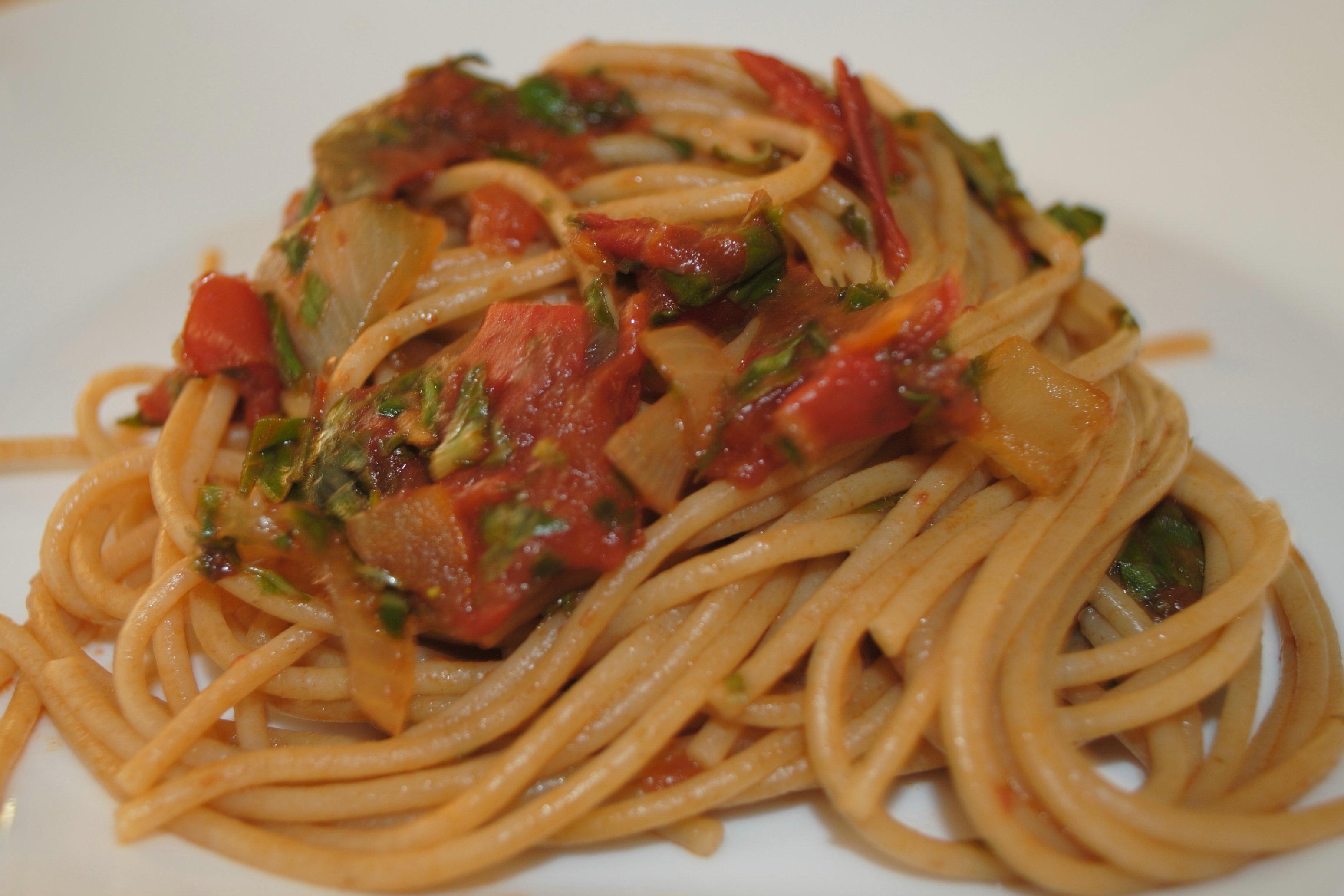 in easy tomato sauce cherry tomato sauce with spaghetti w tomato sauce ...
